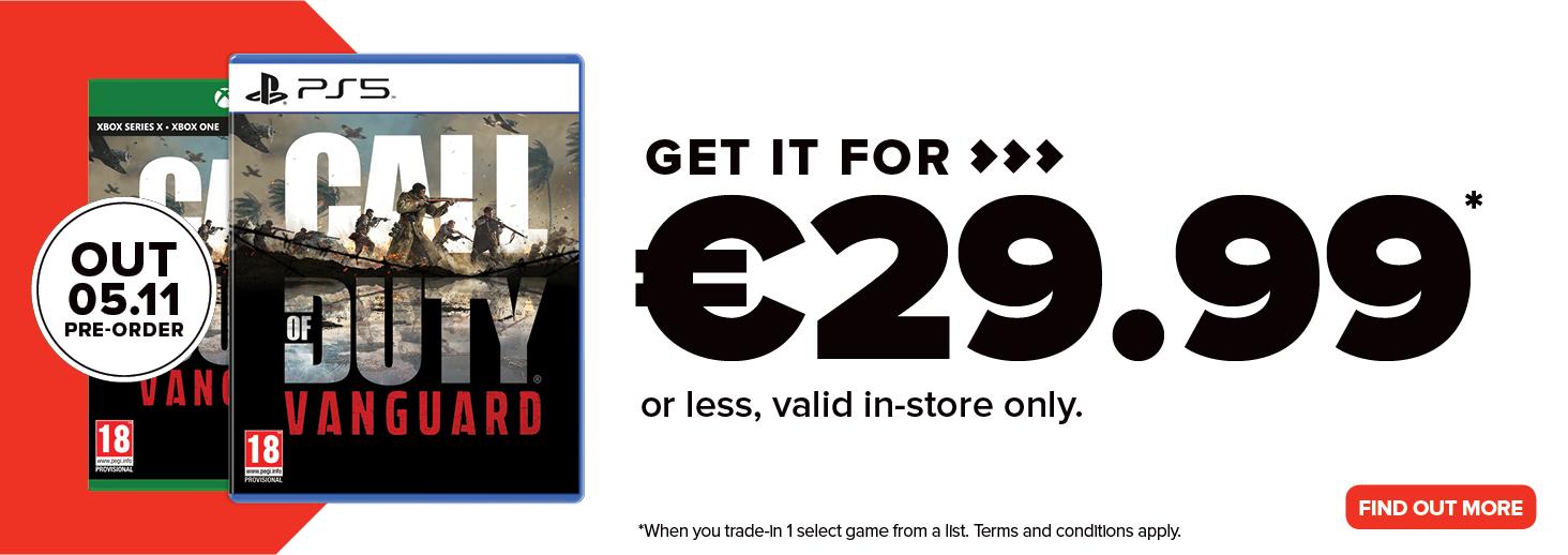 Call of Duty Vanguard PO