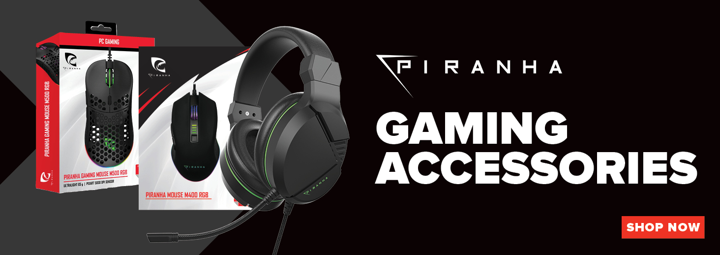 Piranha Gaming Accessories