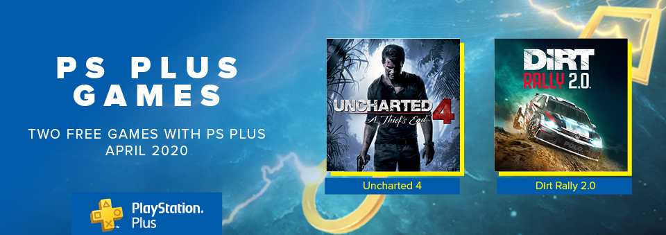Get Games with PSN Plus