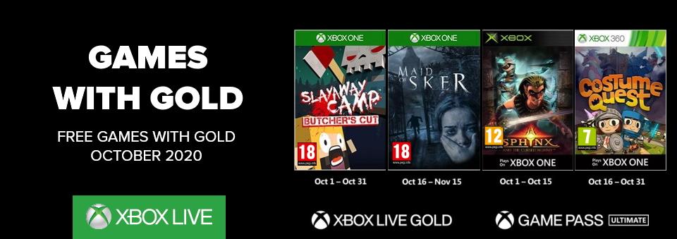 games with gold october 2020,games with gold,games with gold october,xbox games october,free xbox games,free xbox games october