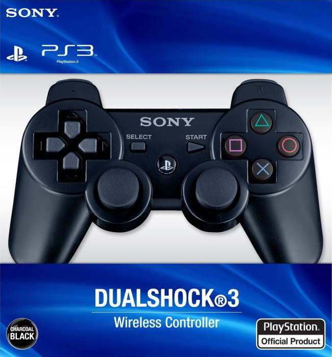 PS3 DualShock 3 Controller Red