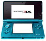 Nintendo 3DS Aqua Blue