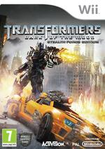Transformers: Dark of the Moon - Stealth Force Ed