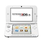 Nintendo 3DS XL White Console