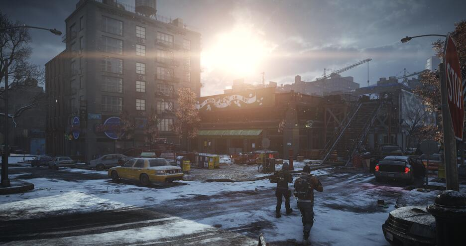 Tom Clancy's The Division Gamestop