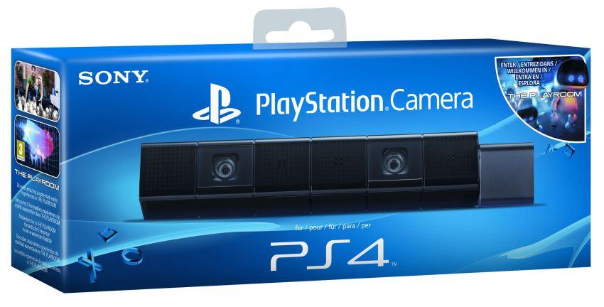 PlayStation 4 Camera Gamestop