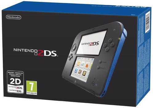 Nintendo 2ds Black Friday >> Nintendo 2ds Black Blue Gamestop Ireland