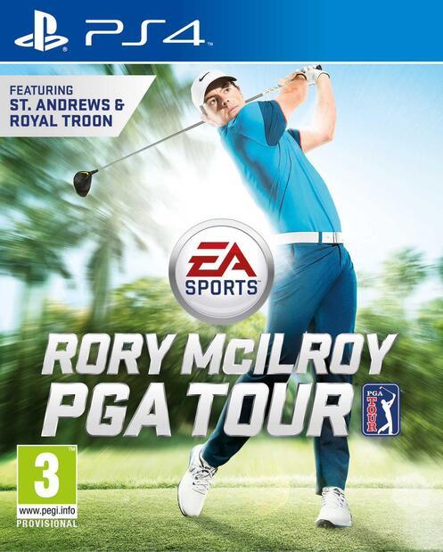 Ps4 Pga Tour 2020 Rory Mcilroy PGA Tour GameStop Ireland