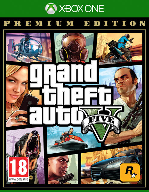 de56b1863 Grand Theft Auto V GameStop Ireland