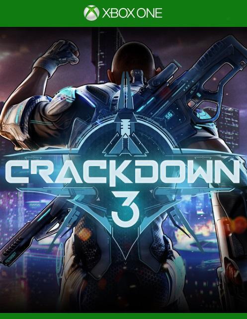 Crackdown 3 Gamestop Ireland