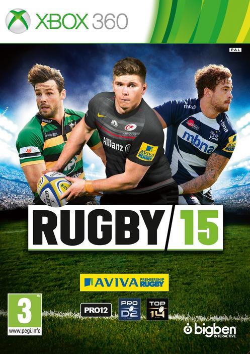 Rugby 15 GameStop Ireland