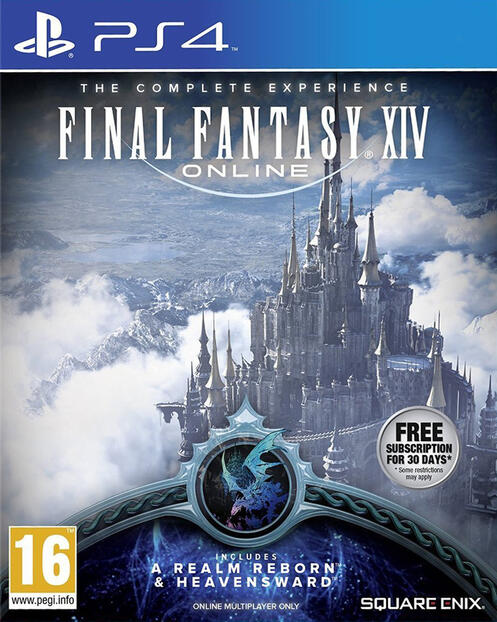 Final Fantasy XIV: Heavensward Doublepack