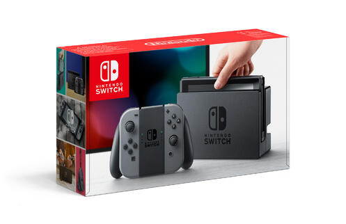 Nintendo Switch Grey Console