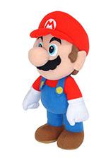 Soft Toy: Super Mario