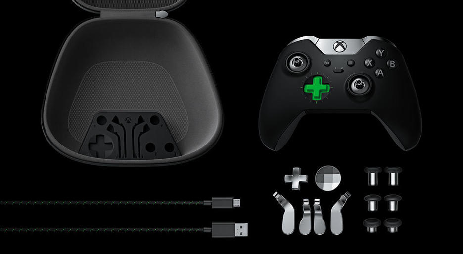 Xbox One: Elite Wireless Controller GameStop Ireland