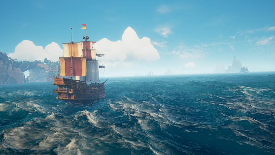 Sea Of Thieves GameStop Ireland