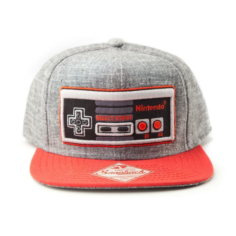 f6c0bddd5 Nintendo NES Controller Snapback Cap GameStop Ireland
