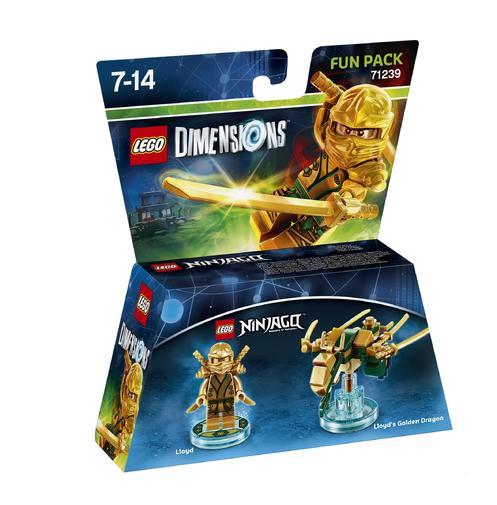 LEGO Dimensions: Team Pack - LEGO Ninjago Lloyd Gamestop