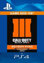 Call Of Duty: Black Ops III Season Pass DLC for PS4