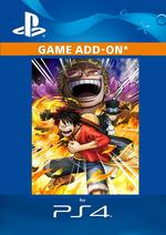 One Piece: Pirate Warriors 3 Season Pass DLC for PS4