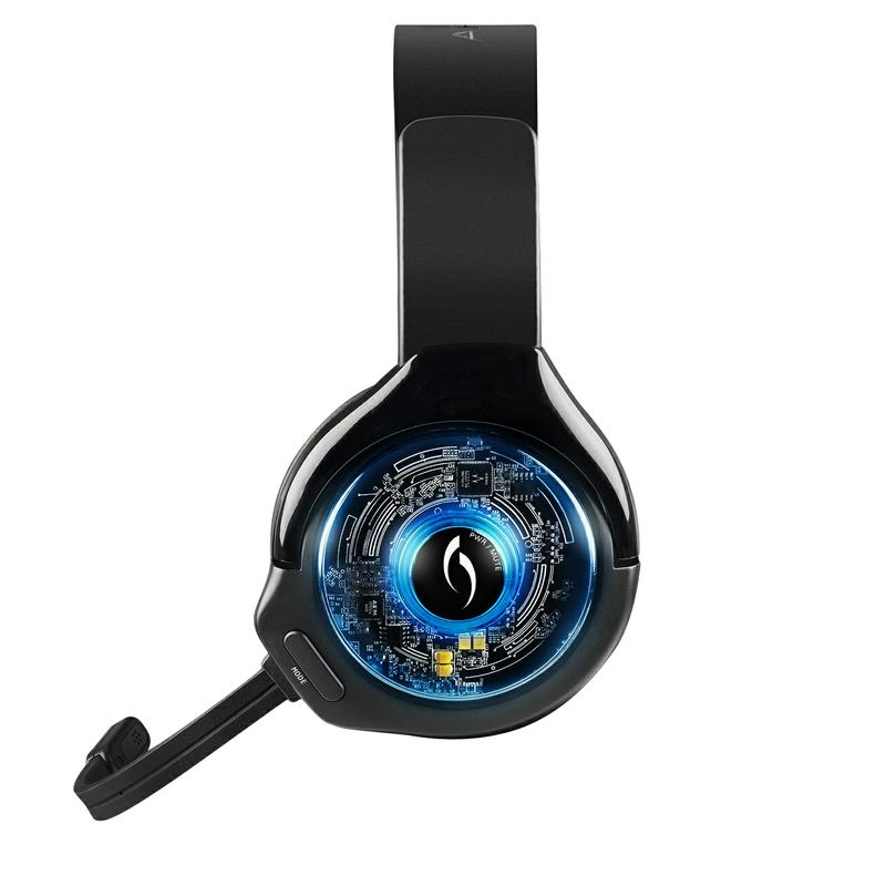 Afterglow Black AG9 Wireless Headset