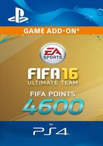4600 FIFA Points - FIFA 16 for PS4