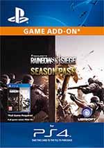 Tom Clancy's Rainbow Six Siege: Season Pass DLC for PS4