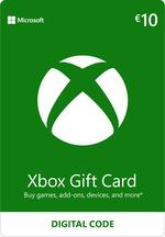 €10 Xbox Gift Card