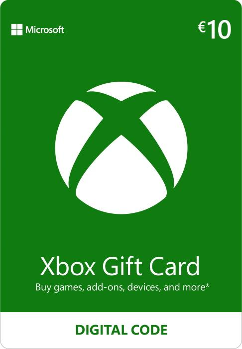 €10 Xbox Gift Card [DIGITAL]