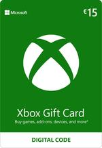 €15 Xbox Gift Card