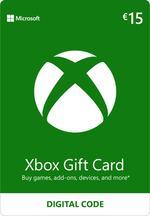 €15 Xbox Gift Card