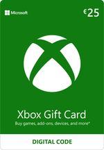 €25 Xbox Gift Card