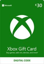 €30 Xbox Gift Card
