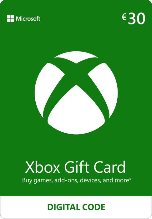 €30 Xbox Gift Card [DIGITAL]
