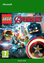 LEGO Marvel Avengers Season Pass DLC for Xbox 360