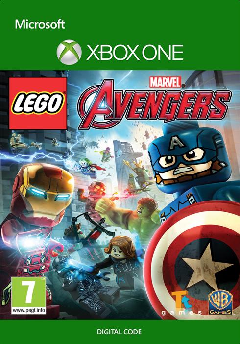 LEGO Marvel Avengers Season Pass DLC for Xbox One | Gamestop