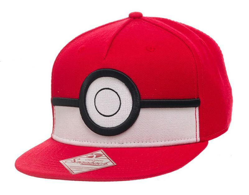 Pokémon - Poké ball Snapback Cap Gamestop 2ae626bc5b6