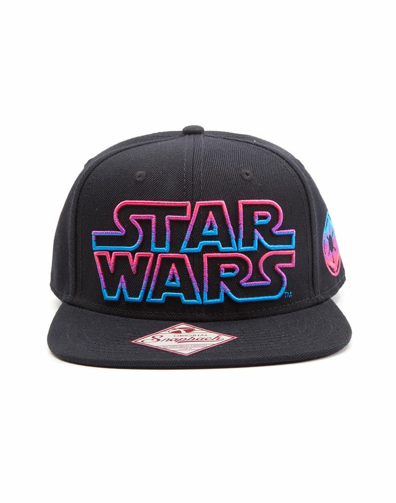 Star Wars Snapback Colour Logo Gamestop 3c0da13eda1