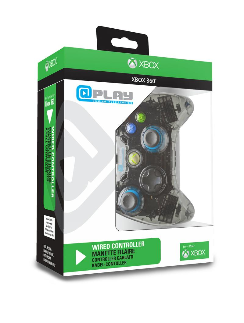 At Play: Xbox 360 Wired Controller Gamestop