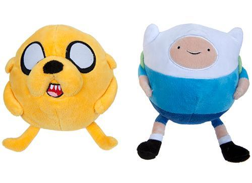 adventure time jake finn 5 ball plush toy gamestop
