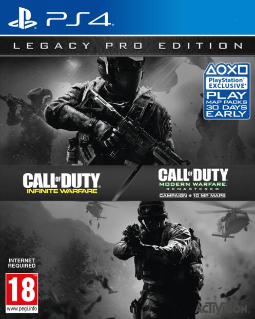 call of duty edition legacy pro