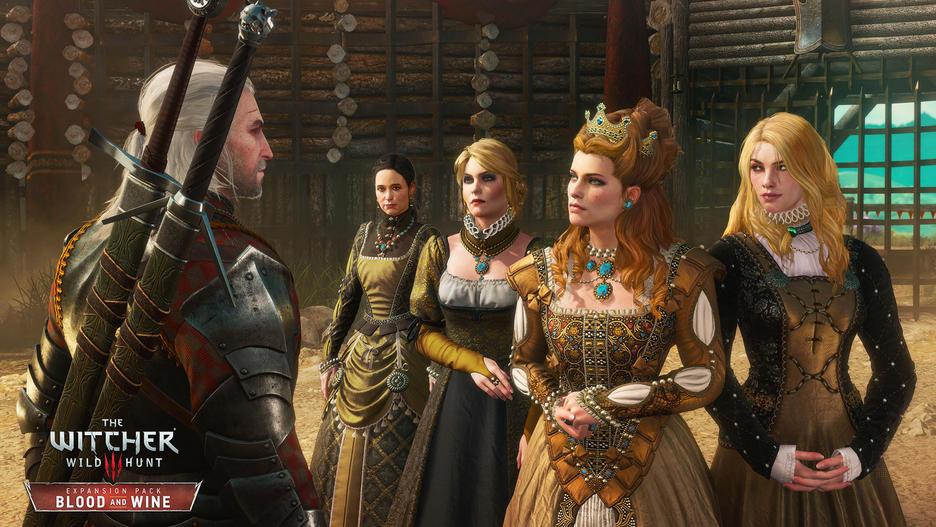 Witcher 3 Wild Hunt: Blood & Wine DLC for Xbox One GameStop Ireland