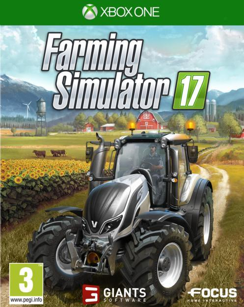 farming simulator 16 xbox one