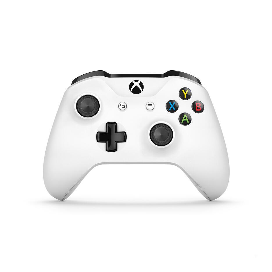 Xbox One White Wireless Controller
