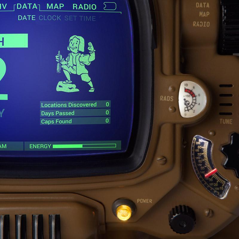 Pip-Boy: Deluxe Bluetooth® Edition [GameStop Exclusive]