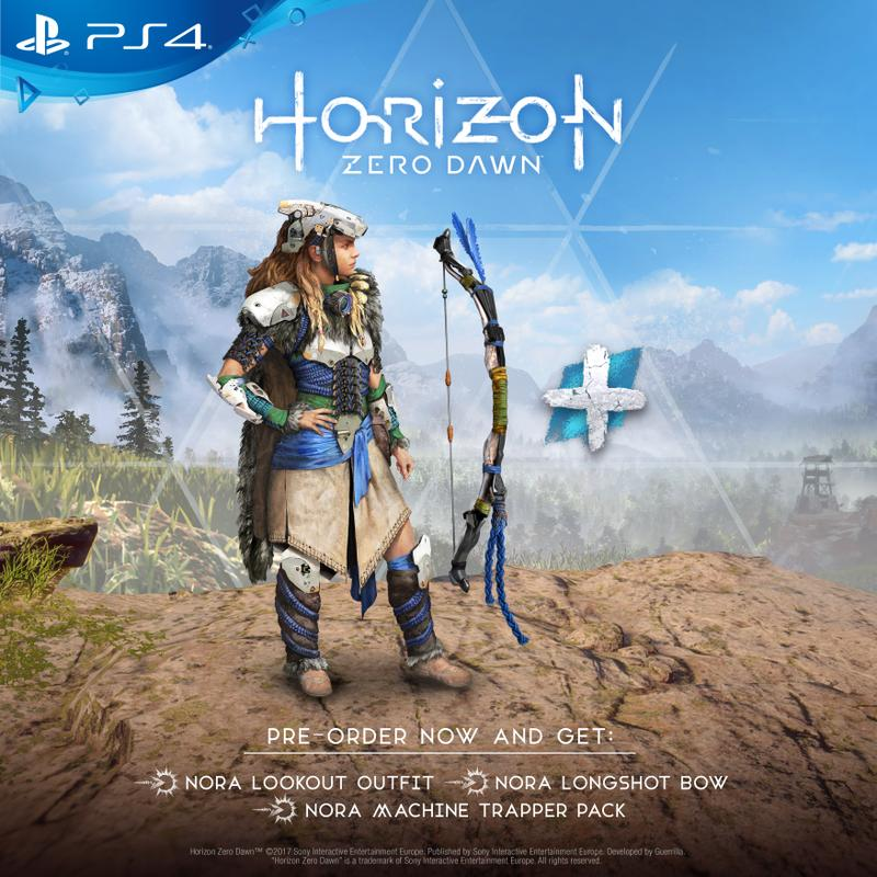 Horizon: Zero Dawn [Collector's Edition]