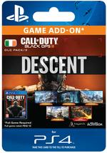 Call Of Duty: Black Ops III Descent DLC for PS4