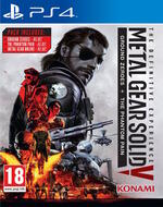 Metal Gear Solid 5 Definitive Edition