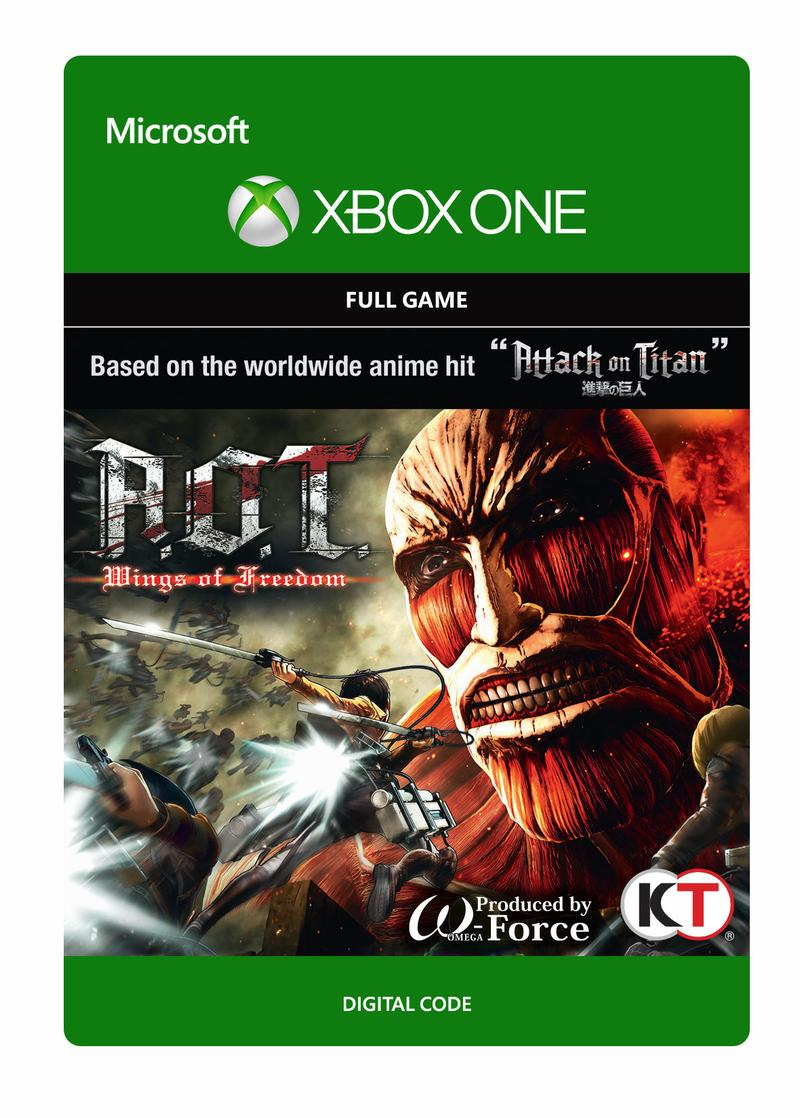 Attack on Titan for Xbox One [DIGITAL]