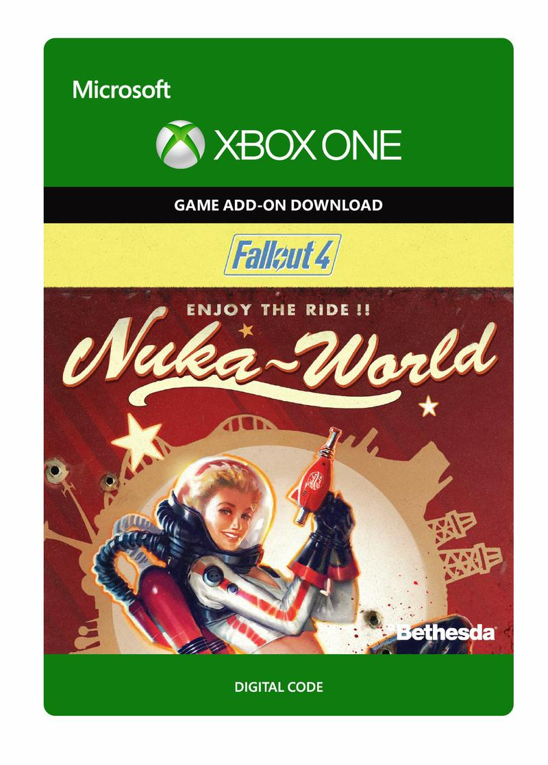 Fallout 4: Nuka-World DLC for Xbox One [DIGITAL]